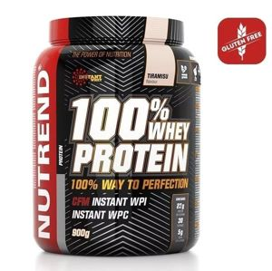 Nutrend 100% Whey Protein 900g Banana