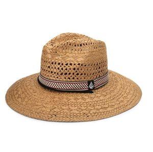 Volcom Stone Tramp Strw Hat S